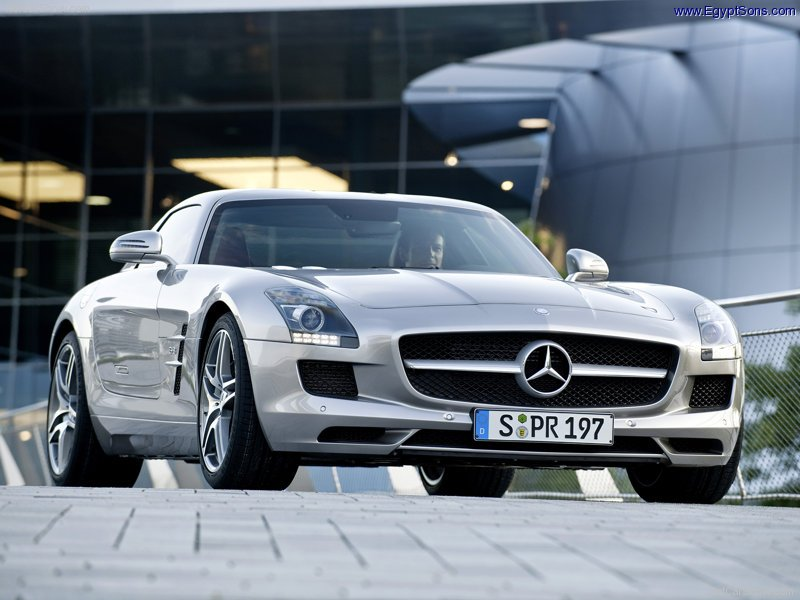 mercedes sls amg wallpaper. Mercedes Benz SLS AMG 2011 3