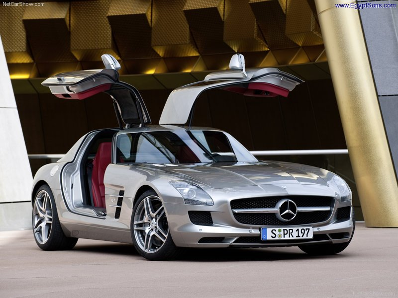 mercedes sls amg wallpaper. Mercedes Benz SLS AMG 2011 39