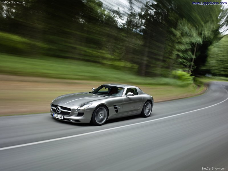 Mercedes Sls Amg Wallpaper. Mercedes Benz SLS AMG 2011 42